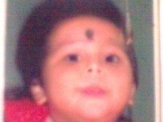 Tania Roy Age 3 yrs,Acute Lekheamia A type of blood Cancer