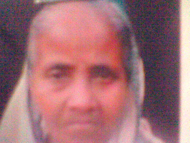 Kalyani Pramanik Age-65 ca uterust we helped the patients