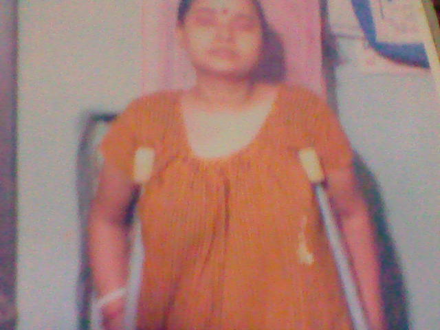 Sanchita De Age-27yrs could not be help due to lack of fund